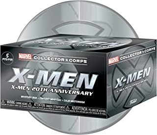 Funko Marvel Collector Corps Subscription Box, X-Men Movie 20th Annivesary Theme, July 2020, XS T-Shirt
