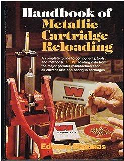 Handbook of Metallic Cartridge Reloading