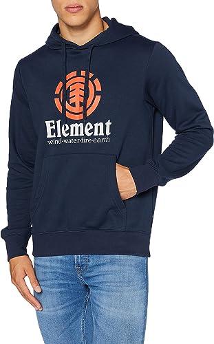TALLA XS. Element Vertical - Sudadera con Capucha para Hombre Sudadera con Capucha Hombre