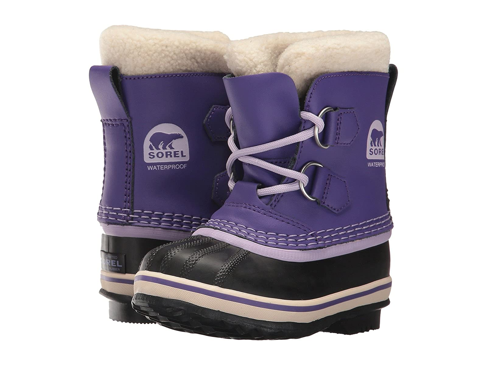 SOREL Kids Yoot Pac TP (Toddler/Little Kid)Economical and quality shoes