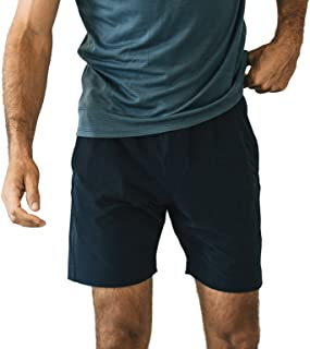 Apparel, Mens Water Repellent, 4-Way Stretch, All Over Short