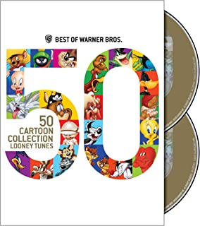 Best WB 50 Cartoon Coll-Looney Tunes DVD
