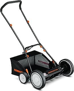 reel mower yardworks