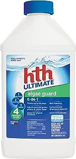 hth Pool Algaecide Ultimate Algae Guard (67066)