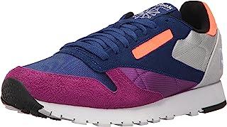 Reebok Men's Cl Leather Wb Fashion Sneaker