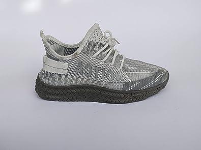 Canvas Lace Up Shoes For Men