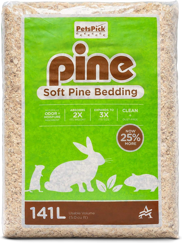 PETSPICK Pine Small Pet Bedding