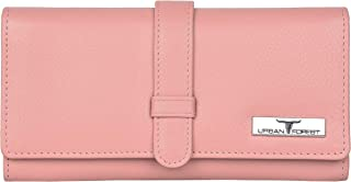 Urban Forest Danny RFID Blocking Leather Wallet for Women