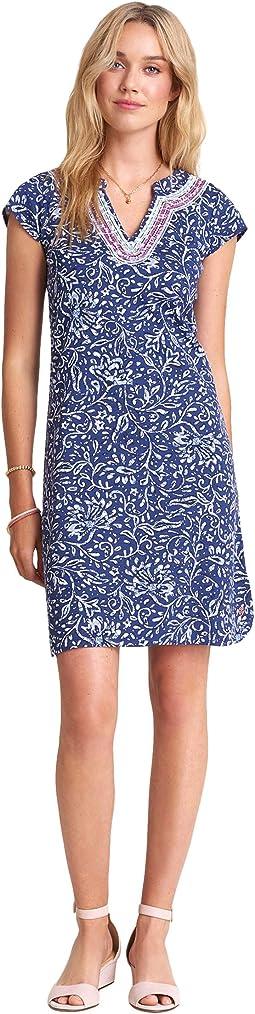 Zara Dress - Batik Flowers
