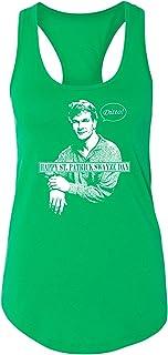 a07fe47c68da6 St Patrick s Day Patrick Swayze Funny Parody Women s Tank Top