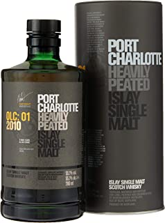 Port Charlotte 2010 OLC: 01 Heavily Peated Islay Single Malt 55,1% Volume 0,7l in Tinbox Whisky