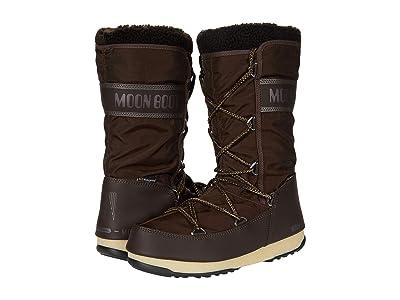 MOON BOOT Moon Boot(r) Monaco Wool WP (Mud) Women
