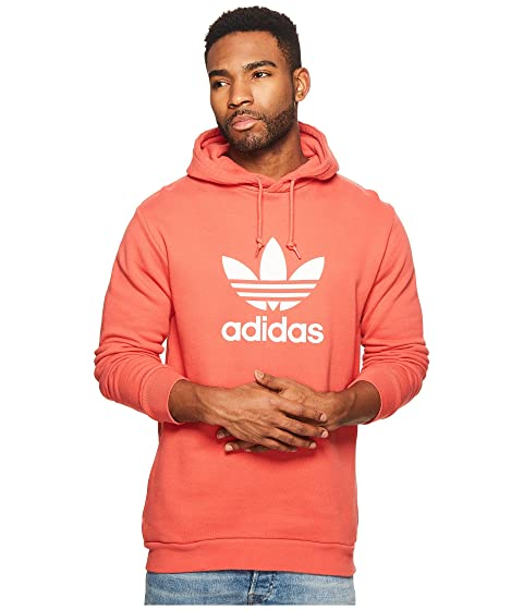 Up Hoodie adidas Originals Trefoil Warm wntq4YCq