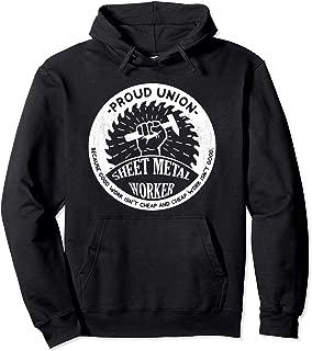 sheet metal hoodie