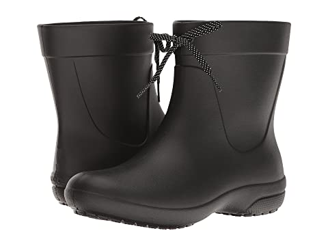 Crocs Freesail Shorty Rain Boot at Zappos.com 19922abf27