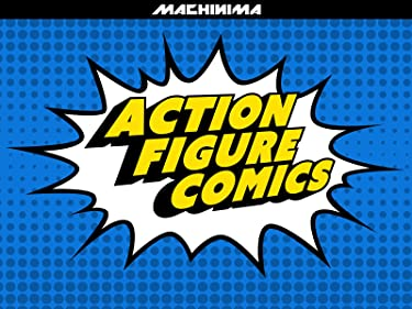 Action Figure Comics