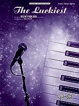 The Luckiest: Piano/Vocal/Guitar, Sheet (Original Sheet Music Edition)