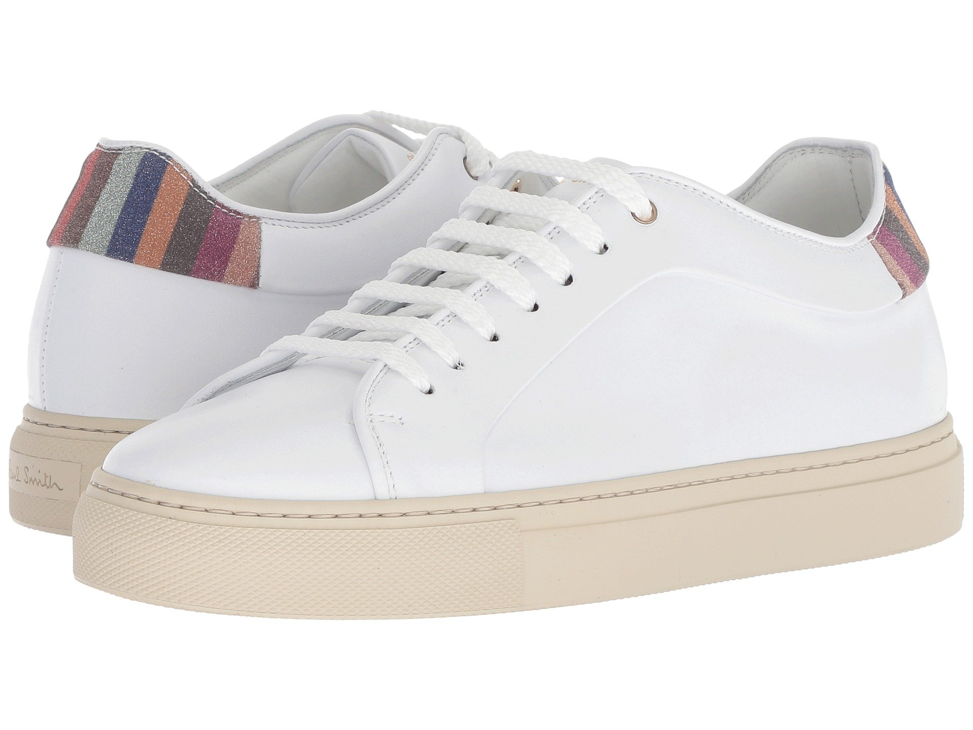 Paul 2 White Sneaker Basso Smith HqUwyHr4