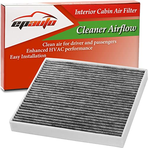 wholesale EPAuto outlet online sale CP809 (CF11809) Premium Cabin online sale Air Filter, Compatible with Select Cadillac/Chevrolet/GMC Models online sale