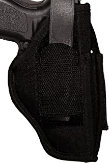 Uncle Mike's Off-Duty and Concealment Kodra Sidekick Holster, Black