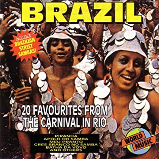 Brazil - 20 Favourites From The Carnival In Rio