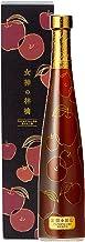 カネショウの黒りんご酢プロテオグリカン配合「女神の林檎 500mL」