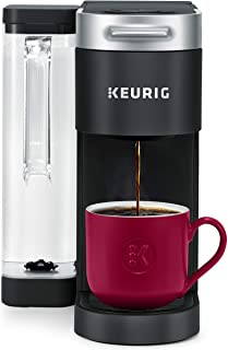 Keurig K-Supreme Coffee Maker, Single Serve K-Cup Pod Coffee Brewer, With MultiStream Technology, 66 Oz Dual-Position Rese...