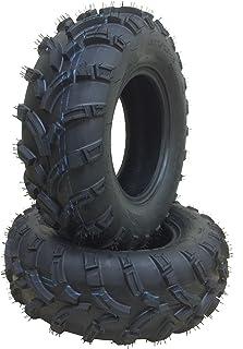 Set of 2 New WANDA ATV/UTV Tires 25×8-12 /6PR P373-10243 …