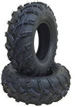 Set of 2 New WANDA ATV/UTV Tires 25x8-12 /6PR P373-10243 …