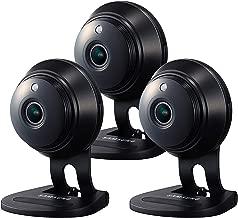 Samsung SNH-V6414BMR SmartCam HD Full HD 1080p Wi-Fi Camera Bundle Triple Pack (Renewed)