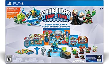 Paquete de vacaciones Skylanders Trap Team Holiday - PlayStation 4
