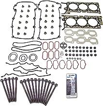 Head Gasket Set Bolt Kit Fits: 03-05 Ford LS 3.0L V6 DOHC 24v DURATEC Cu.181