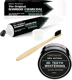 Jadole Naturals The Original Teeth Whitening System