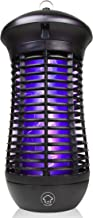 Livin' Well Bug Zapper - 4000V High Powered Electric Mosquito Eradicator and Insect Killer Trap with 1,500 Sq. Feet Range ...