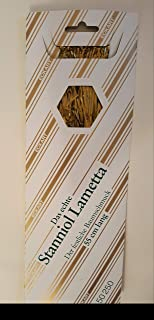 Gold Tinsel - Lametta Lead Tinsel Icicles