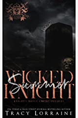 Wicked Summer Knight: A Dark High School Bully Romance (Knight's Ridge Empire) (English Edition) Format Kindle