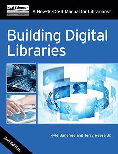 Books By Kyle Banerjee Terry Reese Jr_building Digital Libraries ...