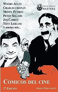 Comicos del cine (Spanish Edition)