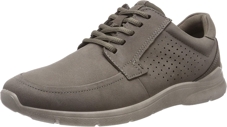 ECCO Men's Low-Top Sneakers Ranking TOP17 Bargain Grey Warm 2375