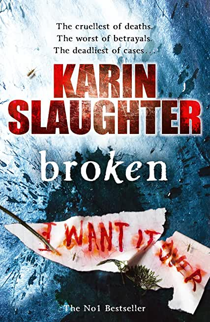 Broken (The Will Trent Series Book 4) (English Edition)