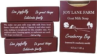cranberry lane soap