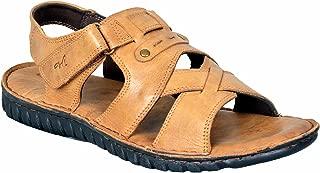 MARDI GRAS Men's Leather SANDAL-5438