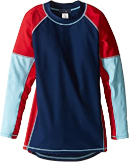 Long Sleeve Rashguard (Infant/Toddler/Little Kids/Big Kids)