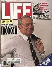 Life Magazine June 1986 Lee Iacocca, 50 Years of Famous Brides, Chris Evert Lloyd, Duke and Duchess of Windsor