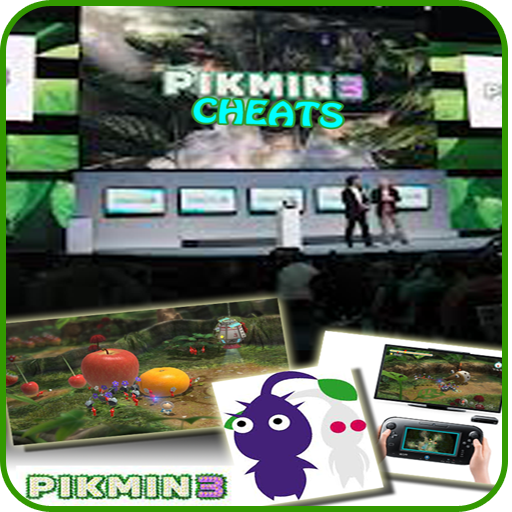 Walkthrough & Cheats for Pikmin 3 By Nintendo Co Ltd