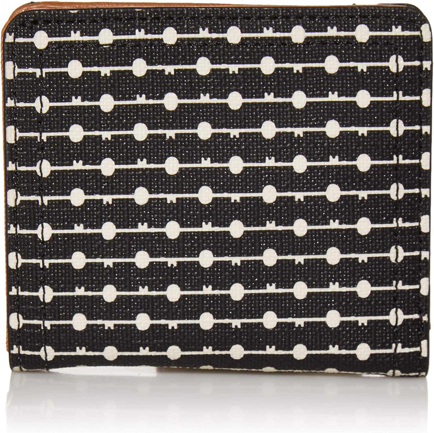 Fossil Credence Women's Logan Leather Wallet RFID-Blocking High material Bifold