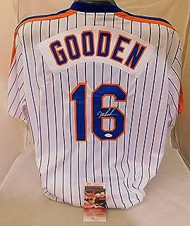 doc gooden mets jersey
