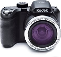 Kodak PIXPRO Astro Zoom AZ421-BK 16MP Digital Camera with...