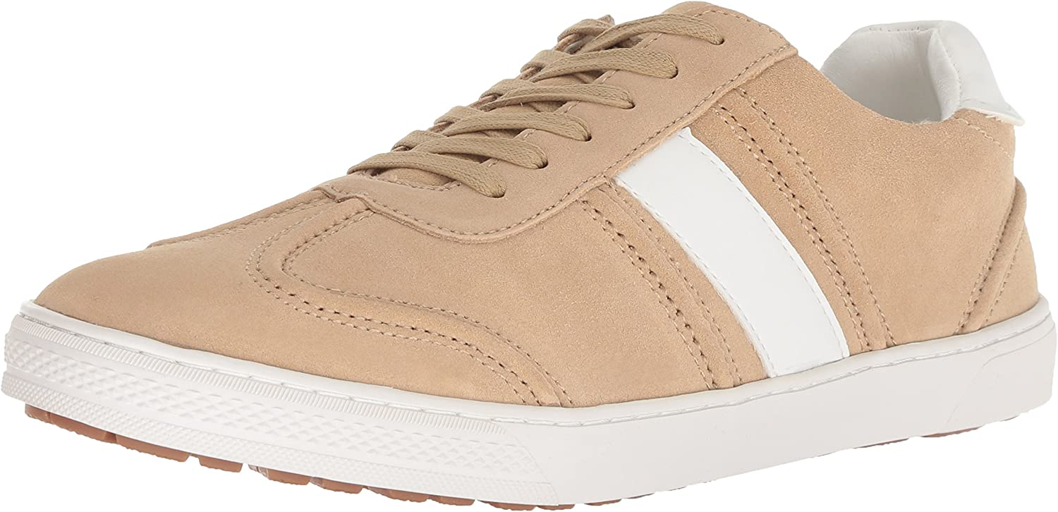 Steve Madden Hommes's Sewell paniers, Beige Suede, 8.5 M US