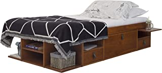 wall bed with storage